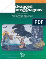 1e - Adventure - UK5 Eye of the Serpent (Level 1)