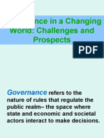 Governance Challengeb