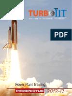 Turbo IIT Prospectus 2012-13