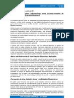 El Dictamen Del Auditor PDF