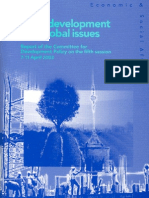 Local Development and Global Issues