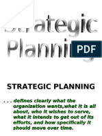 Strategic Planning 2
