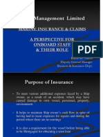 Marine Insurance & Claims