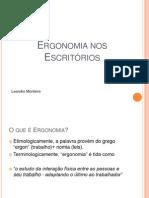 Ergonomia nos Escritórios