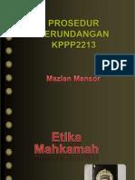 4. ETIKA MAHKAMAH 2012