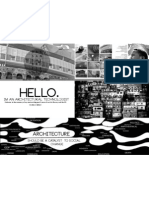 Hassan S Sesay Architecture Portfolio