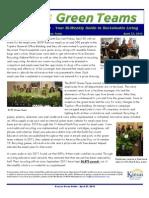 Green Guide - April 27, 2012
