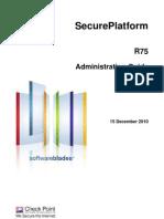 47529041 CP R75 Secure Platform Admin Guide