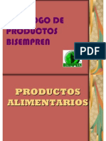 BISEMPREN CATALOGO