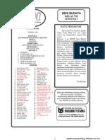 Buku Ajar Seni Budaya Kelas 7 SMT 1MGMP Kab. Batang Semester 1