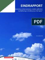 Reductievanbelastingverkeersemissiesmiddelsefficiënte luchtfilteringinEindhovenseHotSpots