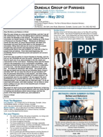 Parish Newsletter - May 2012