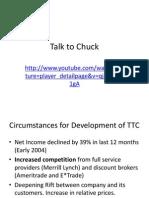 Talk to Chuck