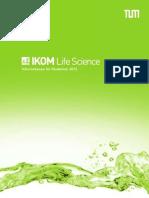 IKOM Life Science Katalog 2012
