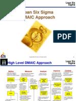 Lean Six Sigma DMAIC Approach