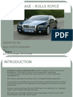 Erp Case Rolls Royce