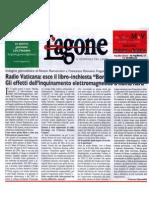 2011 - Maggio 15 - Lagone - Radio Vaticana, Esce Il Libro Inchiesta ''Bomba Atomica'' - Francesca Quarantini