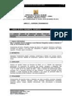 1408semma 01 2012 Anexo 01 Conteudo Programatico