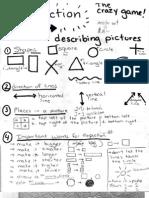 Describing picutres