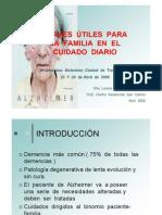 Cuidado Paciente Alzheimer Lorena