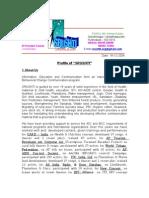 Profile of Srushti