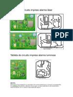 Diseños de Tabletas de circuito impreso