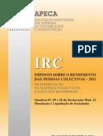 IRC_JAOS_2011