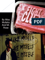 Theme in Fight Club