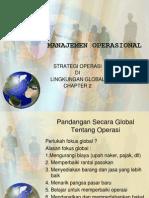 Chapter 2(Strategi Operasi Di Link Global)