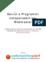 Servizi e Programmi Indispensabili Per Webmaster