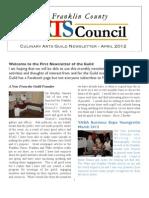FCAC CAG 042012 Newsletter