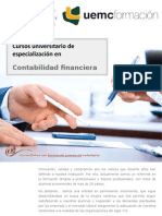 CURSO UNIVERSITARIO DE ESPECIALIZACIÓN EN CONTABILIDAD FINANCIERA