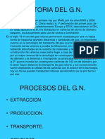 Historia Del Gas