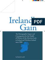 Irelands Gain