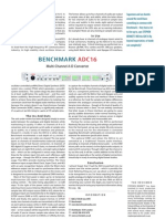 Benchmark Adc16 Review