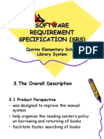 Software Requirement Specification (Srs)Midtems