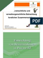 5 +Herr+Hermann+Forstrechtliche+Und+Verwaltungsrechtliche+Betrachtung+Forstlicher+Zusammenschl$C3$BCsse