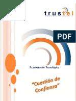 Dossier Trustel 2012