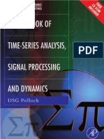 A Handbook of Time-Series Analysis, Signal Processing & D-99--Pollock-p808