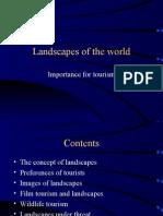 Landscapes of world