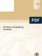On-Farm Composting Methods