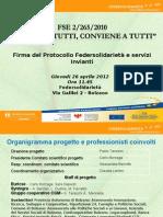 Presentazione conferenya stampa 26.4.2012