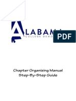Chapter Organizing Manual