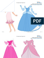 Princess Kate Middleton Paper Doll Printables 0311