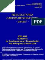 1.Resuscitarea Cardio Respiratorie Partea I