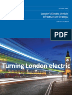 Draft Electric Vehicle Infrastructure Strategy