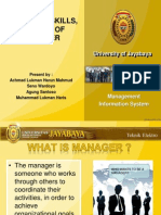 What is Manager