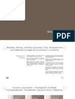 Brochure Agencia