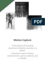 Motion Capture Introduction