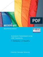 Accenture Lesbian Gay Bisexual Transgender